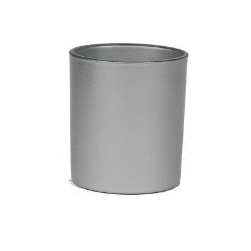 Oxford Metallic Dark Silver Large Jars - 1 dozen.