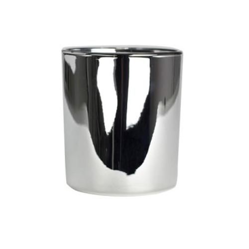 Oxford Silver Electroplated Large Jars - 1 dozen.