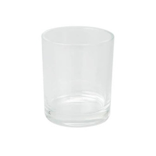 Oxford Clear Medium Jars - 1 dozen.