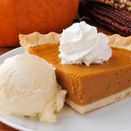 Vanilla Pumpkin Pie Fragrance Oil