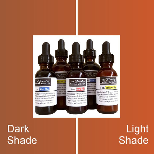 Cinnamon Liquid Candle Dye
