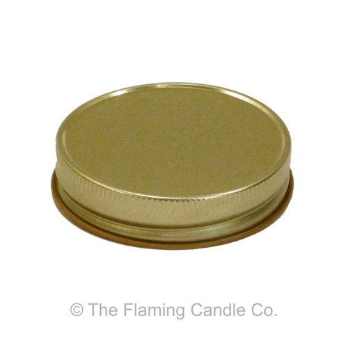 Jelly Jar Lids - Gold