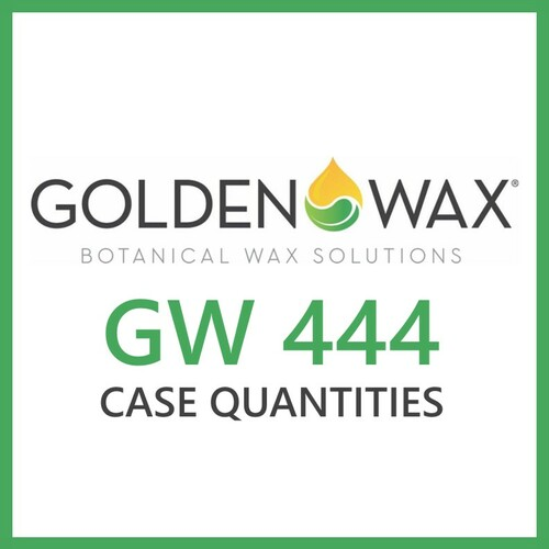Golden Brands GW 444 Soy Wax Flakes - 45 lb. Case