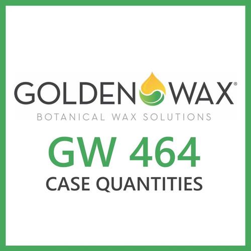 Golden Brands GW 464 Soy Wax Flakes - 45 lb. Case