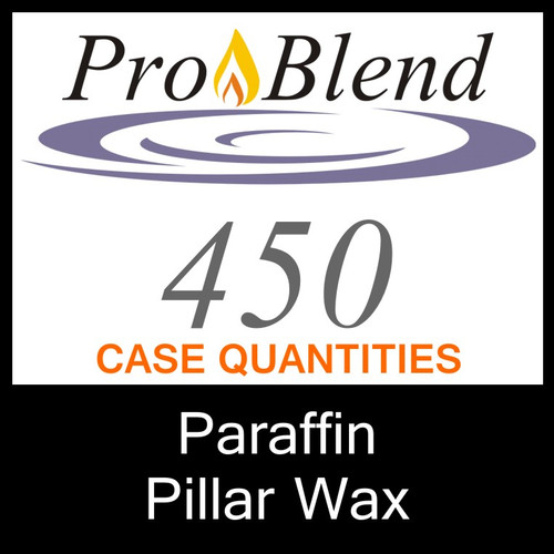 ProBlend 450 Paraffin Pillar Wax - CASE