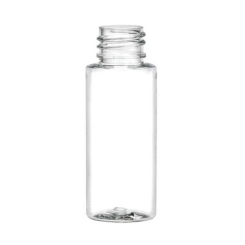 PET Bottle - Clear - 1 oz.