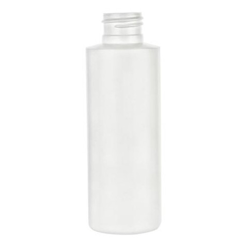 HDPE Bottle - White - 4 oz.
