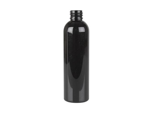 PET Bullet Bottle - Black - 4 oz.