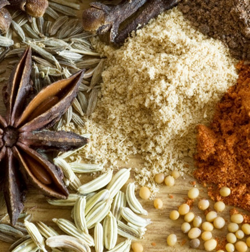 Asian Spice (Type) Fragrance Oil