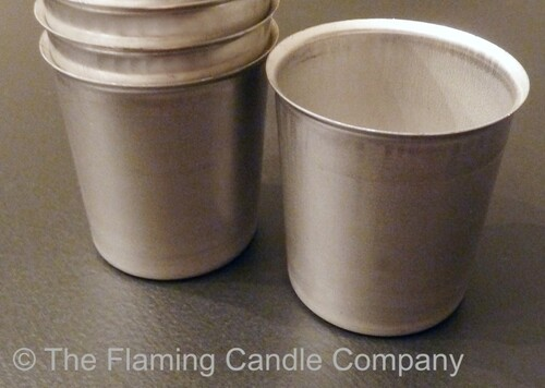Votive Molds - Set of 5