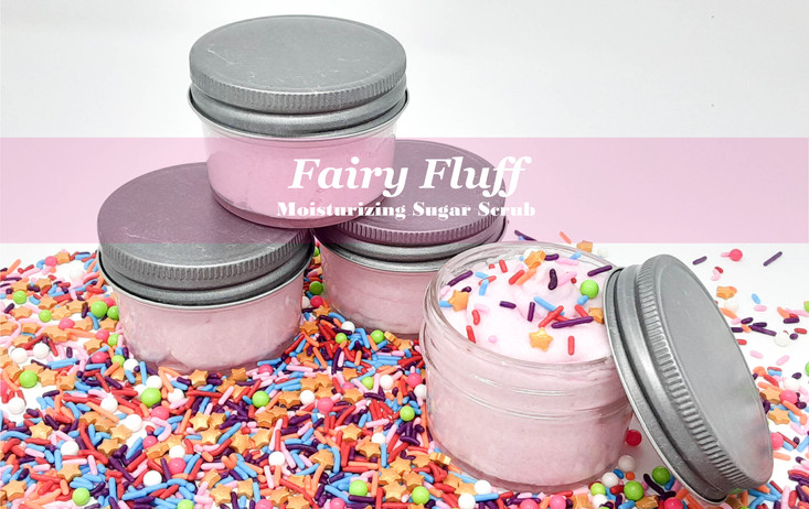 Project:  Fairy Fluff
