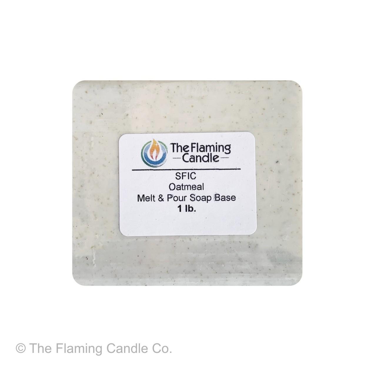 Palm FREE Melt and Pour Soap Base SLS free SFIC