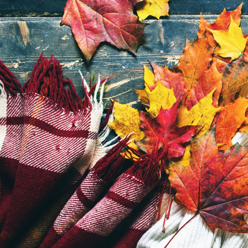 Autumn Flannel Fragrance Oil - The Flaming Candle Company