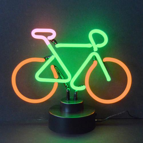 BICYCLE NEON SCULPTURE