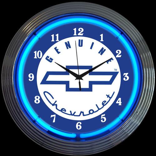 GM GENUINE CHEVY NEON CLOCK