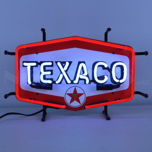 TEXACO JUNIOR NEON SIGN
