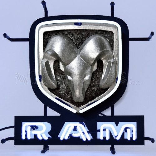 DODGE RAM JUNIOR NEON SIGN