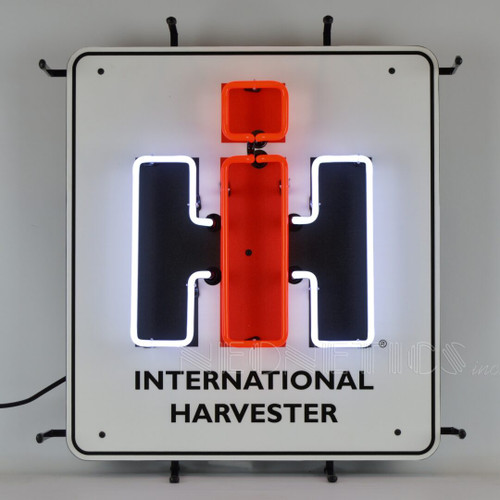 INTERNATIONAL HARVESTER NEON SIGN