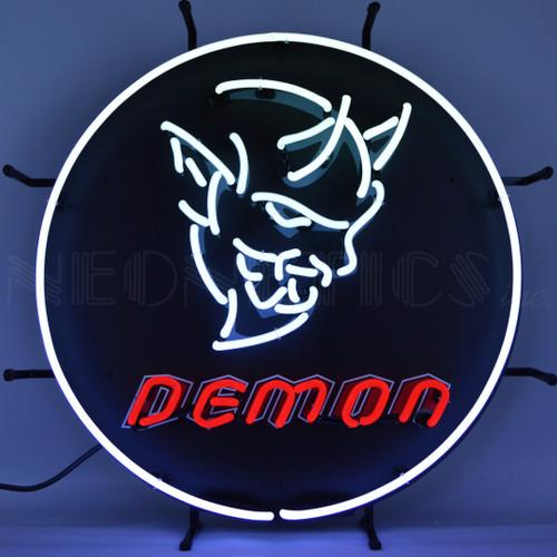 DODGE DEMON NEON SIGN