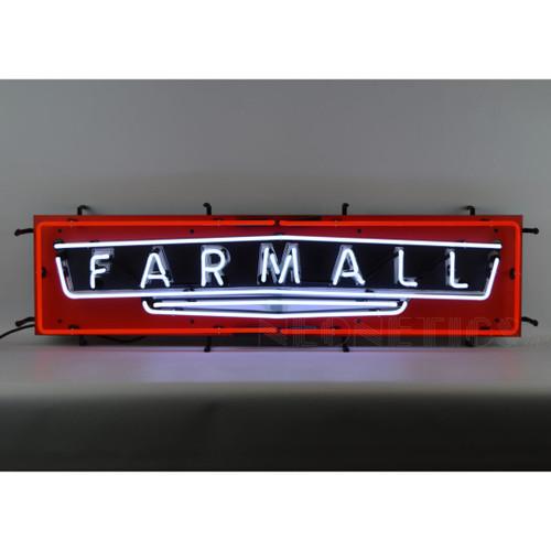 INTERNATIONAL HARVESTER FARMALL EMBLEM NEON SIGN (CATALOG ONLY)