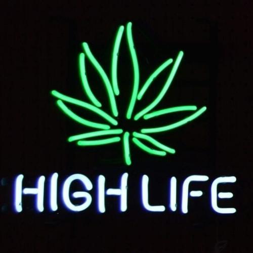 HIGH LIFE PREMIUM JUNIOR NEON SIGN