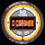 HEMI 50TH ANNIVERSARY NEON CLOCK