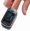 Color Display Finger Pulse Oximeter