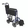 Lightweight Transport Wheelchair - Shown: TCA 1916BL  Blue