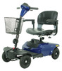 Bobcat 4 Wheel Compact Scooter *Shown in blue