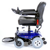 Drive Cobalt Travel Power Wheelchair Blue