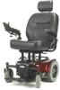 Medalist Heavy Duty Power Wheelchair Red