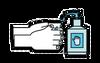 12 oz. Bottle of Hand Sanitizer