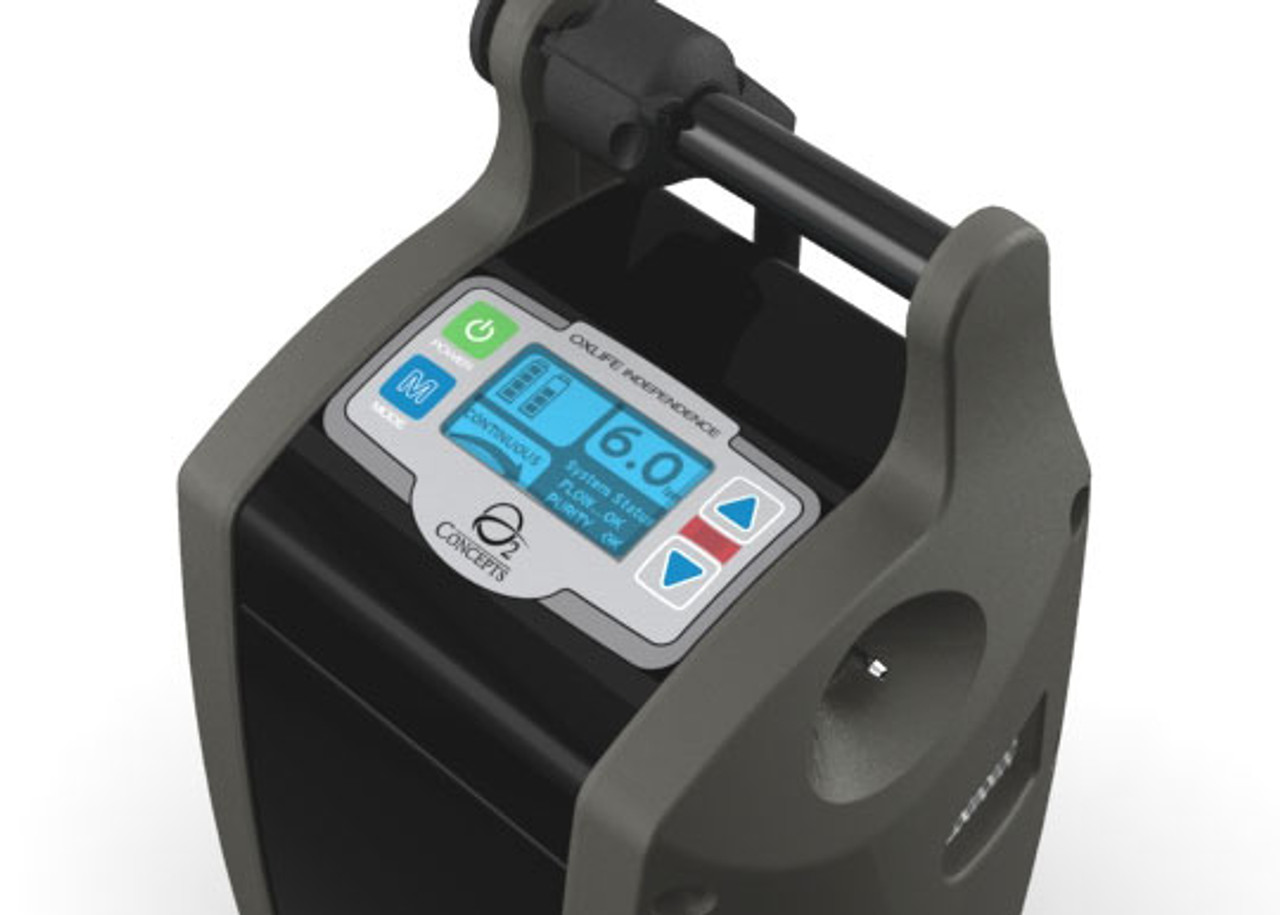 Oxlife Independence Portable Oxygen Concentrator (POC)