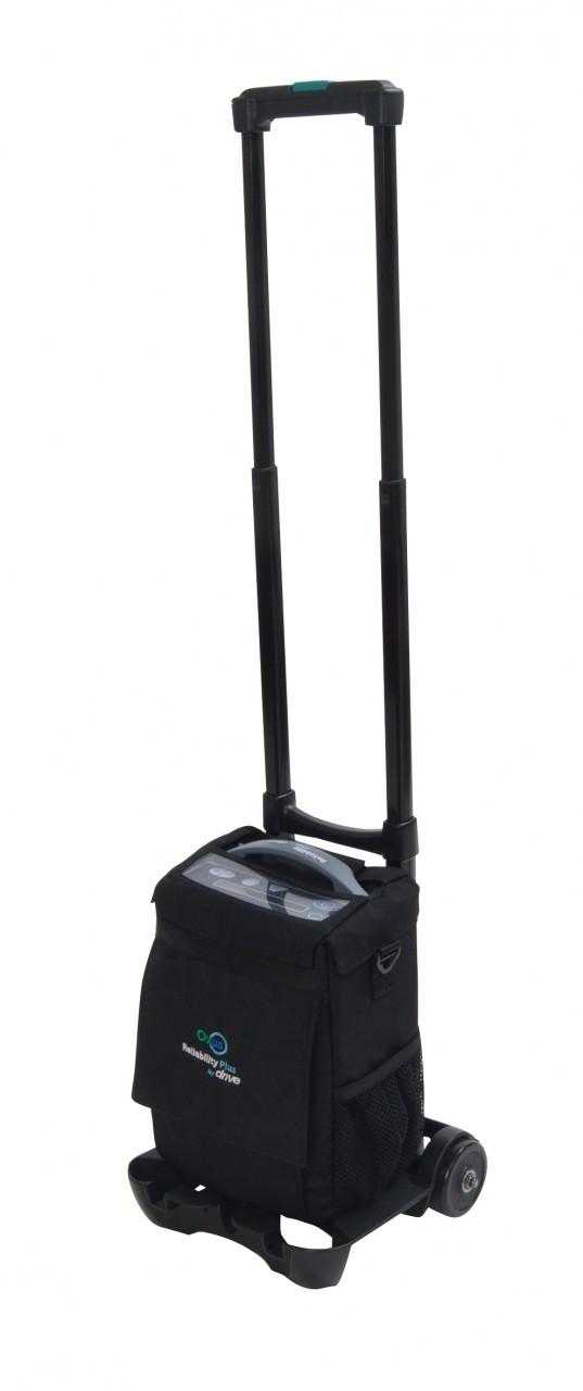Oxus Reliability Plus Portable Oxygen Concentrator