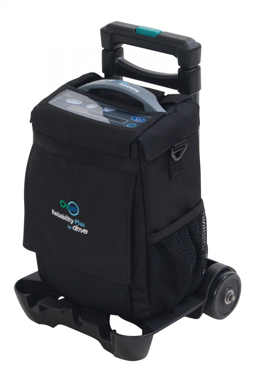 Oxus Reliability Plus Portable Oxygen Concentrator