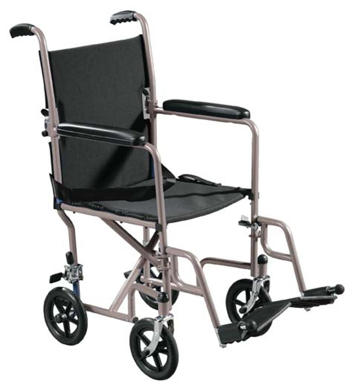 Drive Steel Transport Chair