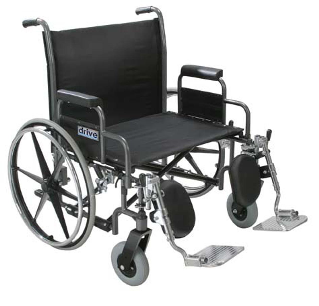 Drive Sentra Heavy Duty Wheel Chair
