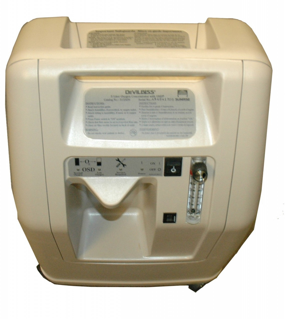 DeVilbiss 525 Home Oxygen Concentrator | Phoenix Mesa