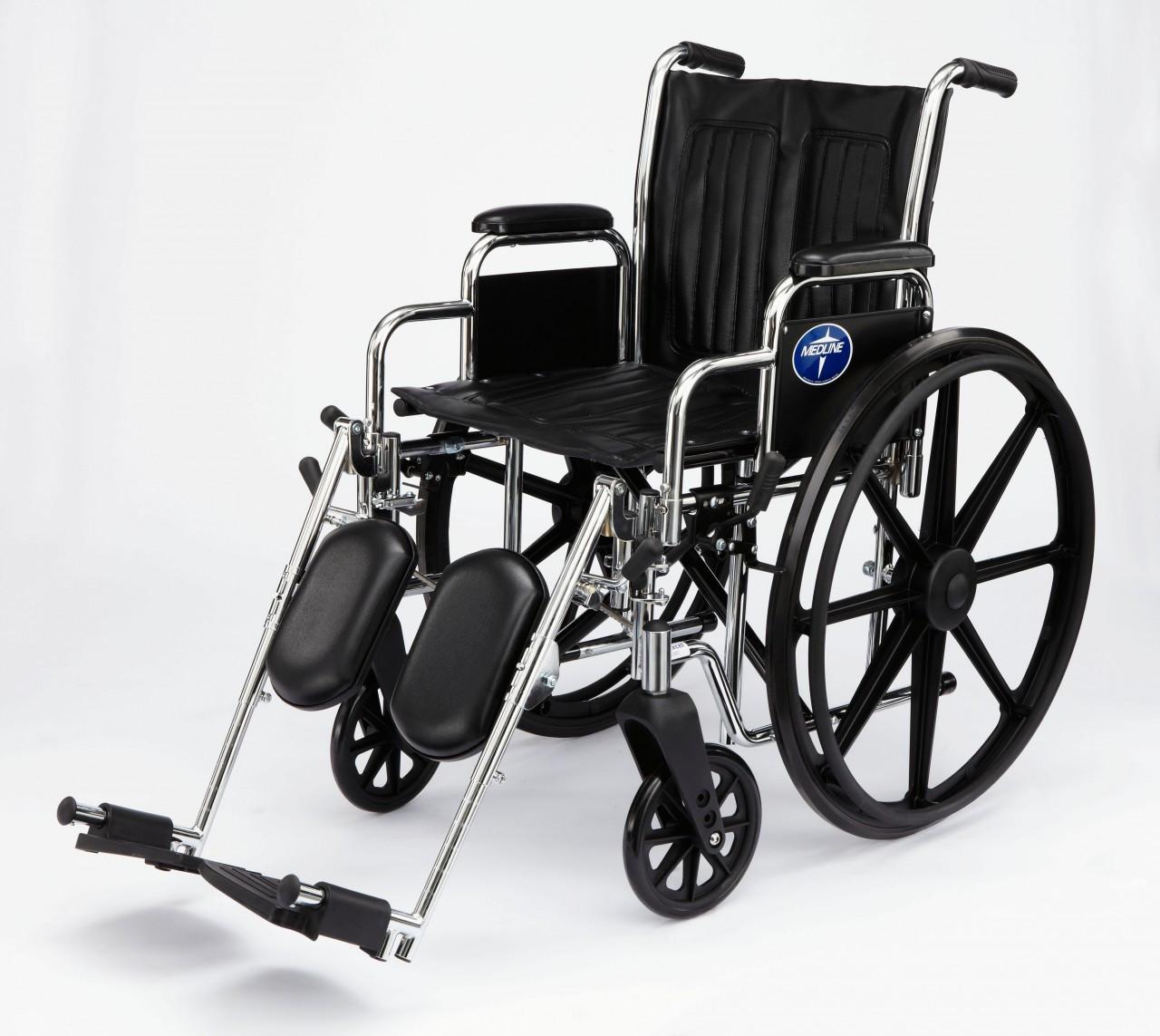 Medline Excel 2000 Standard Wheelchair