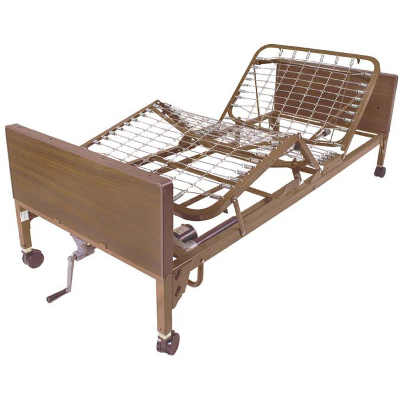 Drive Semi-Electric Bed (Single Crank)