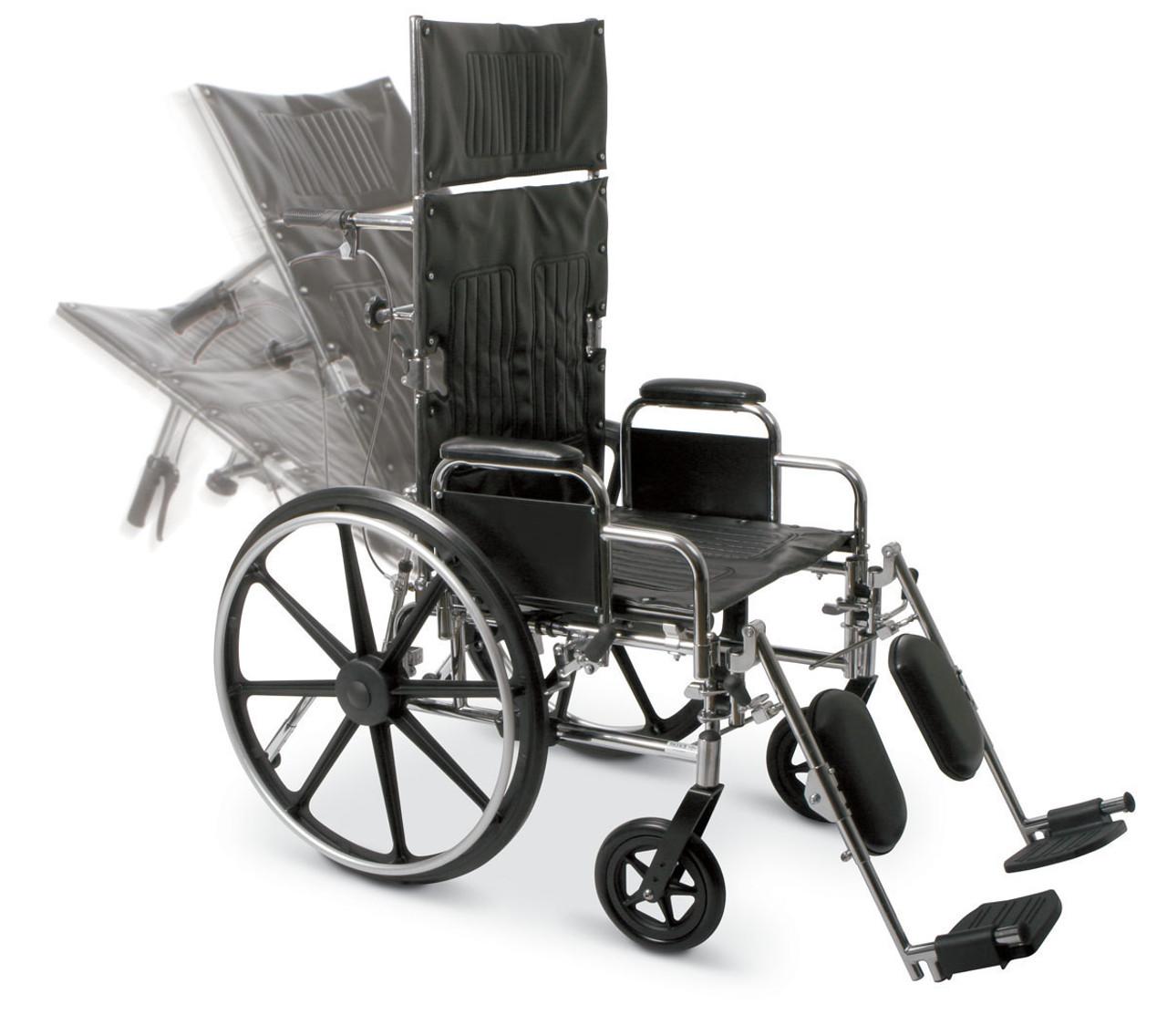 Reclining Wheelchair (Rental)