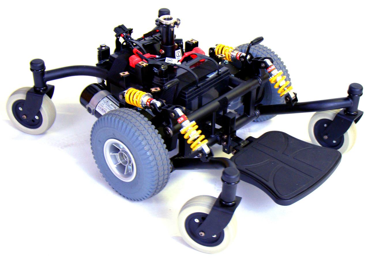 Drive Intrepid Mid-Wheel Power Wheelchair