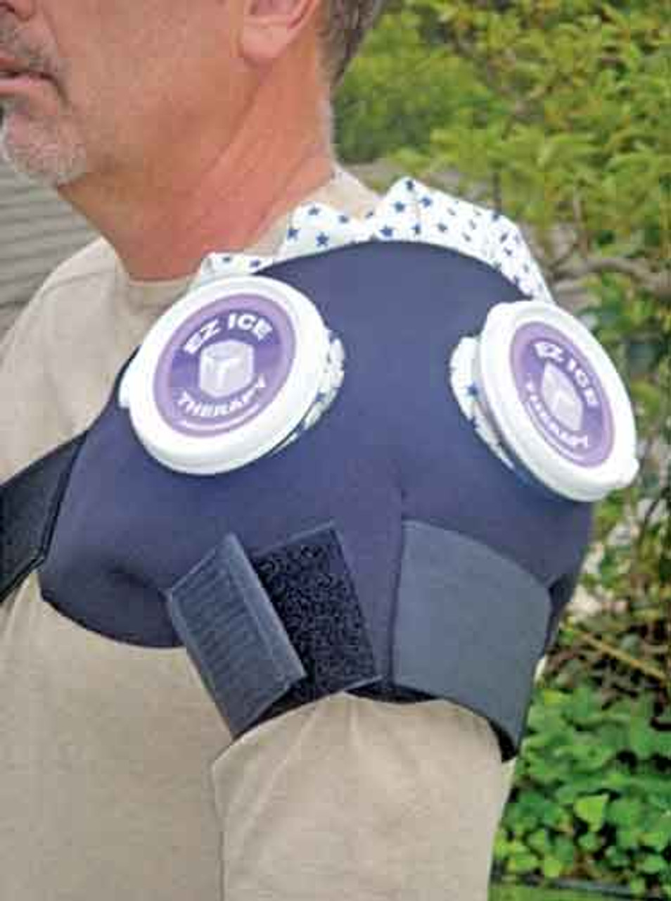 Double Shoulder Ice Wrap