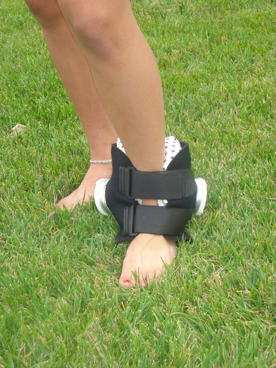 EZ Ice Wrap - Ankle