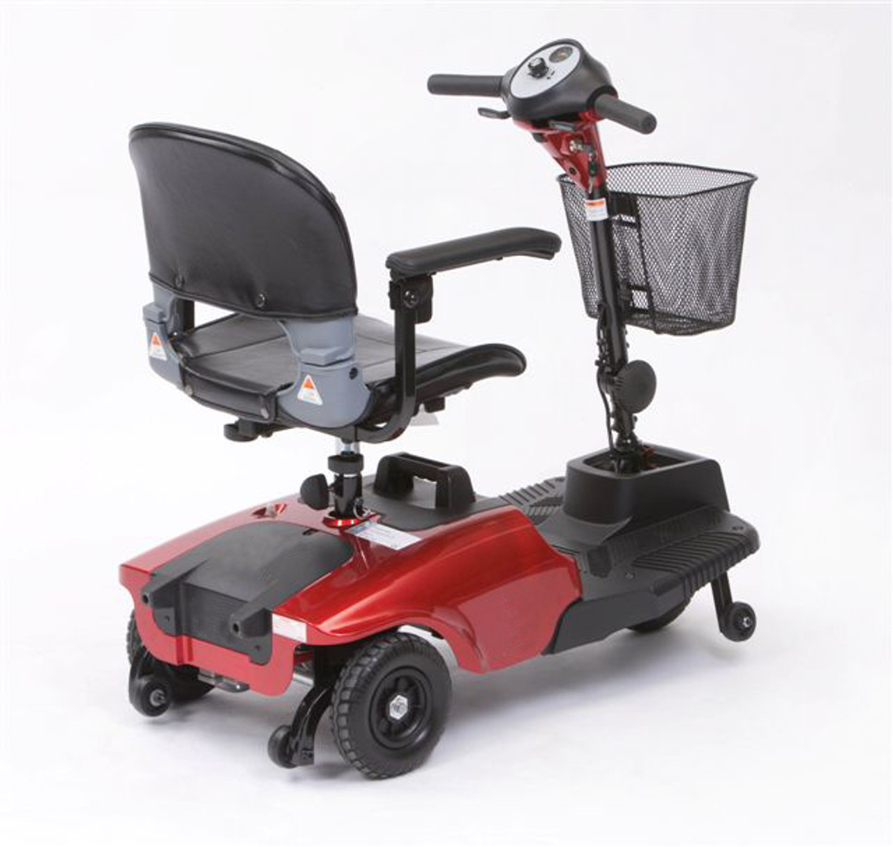 Bobcat 3 Wheel Compact Scooter Back