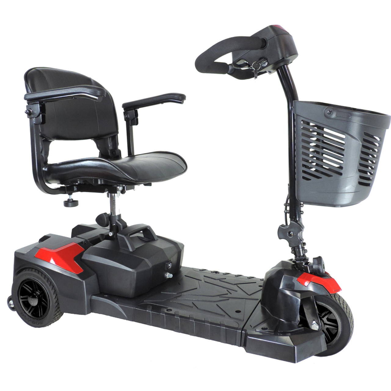 Spitfire Scout 3 Wheel Travel Power Scooter