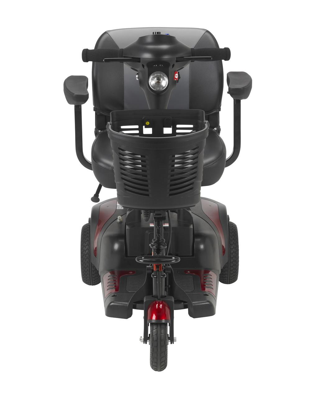 Phoenix 3 Wheel Heavy Duty Scooter Front