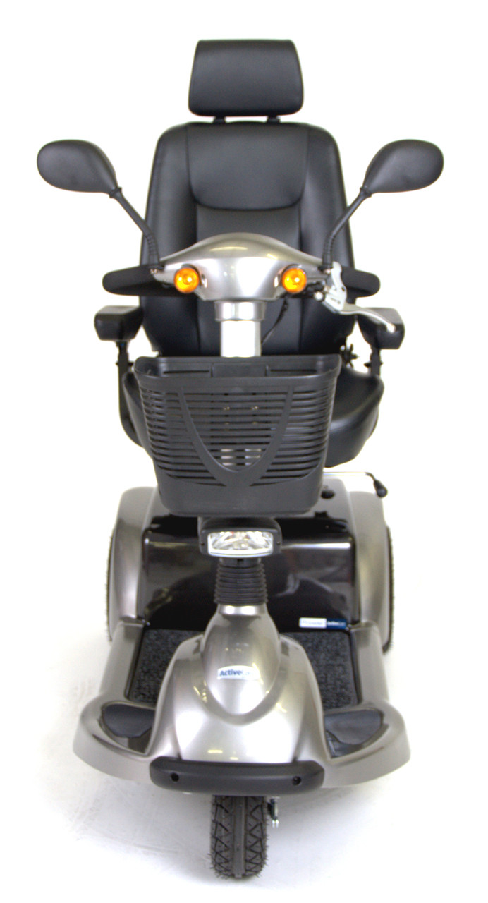 Drive Prowler 3-Wheel Mobility Scooter Front