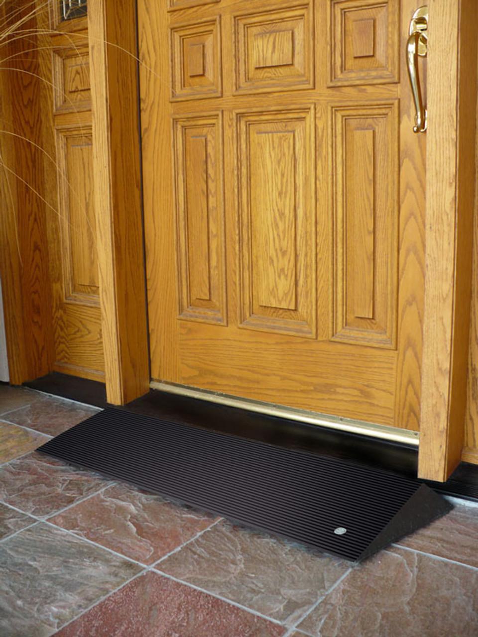 1.5 inch high entry mat a front door