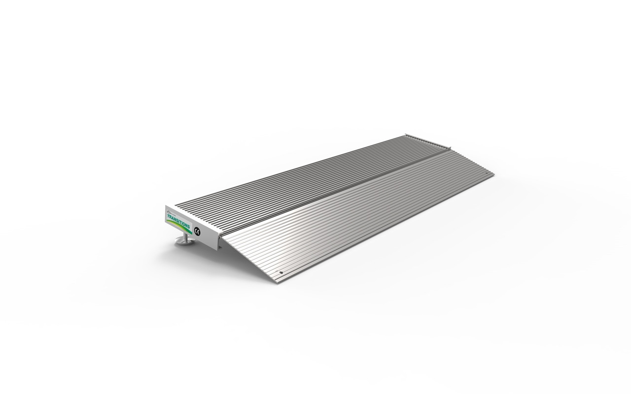 TRANSITIONS 12 Inch Angled Entry Ramp